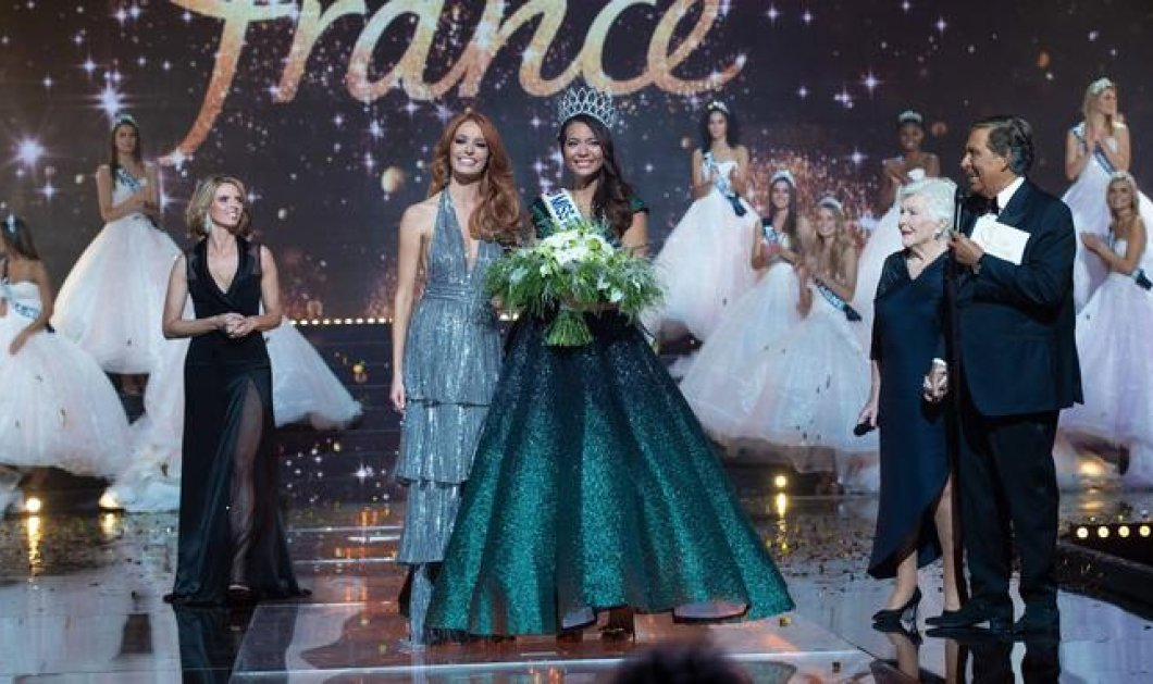 Η νέα Miss France 2019 πήγε στην Ταϊτή την ιδιαίτερη πατρίδα της - Πως υποδέχθηκαν την εξωτική καλλονή Vaimalama Chaves - Κυρίως Φωτογραφία - Gallery - Video
