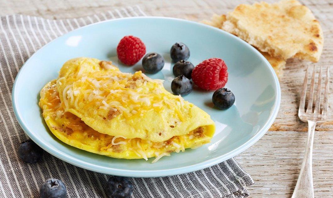 2 απίθανες συνταγές με αυγά γεμάτες πρωτεΐνη & χαμηλές σε περιεκτικότητα, λιπαρά, υδατάνθρακες  - Κυρίως Φωτογραφία - Gallery - Video