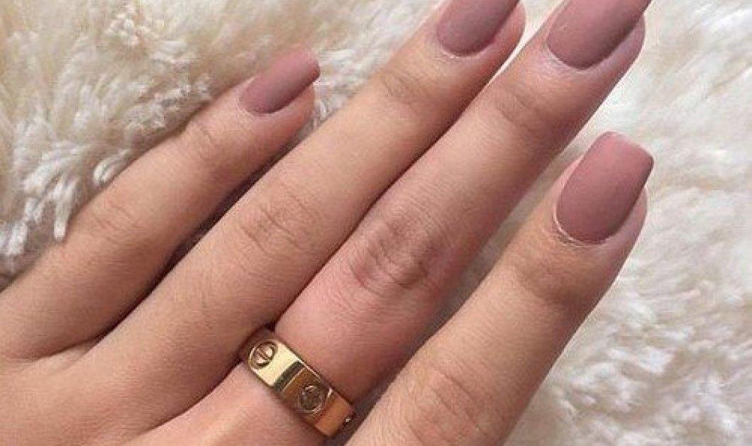 Σας αρέσουν τα ματ νύχια; 30 εντυπωσιακές ιδέες για υπέροχο μανικιούρ - Φώτο   - Κυρίως Φωτογραφία - Gallery - Video