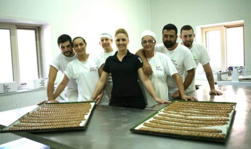 Made in Greece ο φούρνος Ντουρουντούς: Γνήσιες Σφακιανές γεύσεις με συνταγές της γιαγιάς – Παραδοσιακά ή βιολογικά αρτοποιήματα ταξιδεύουν σε όλη την Ελλάδα  - Κυρίως Φωτογραφία - Gallery - Video