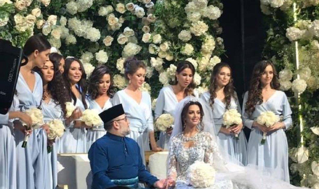 Νέα τροπή στο σκάνδαλο της παραίτησης του Βασιλιά της Μαλαισίας - Η Ρωσίδα σύζυγός του είναι έγκυος - Κυρίως Φωτογραφία - Gallery - Video