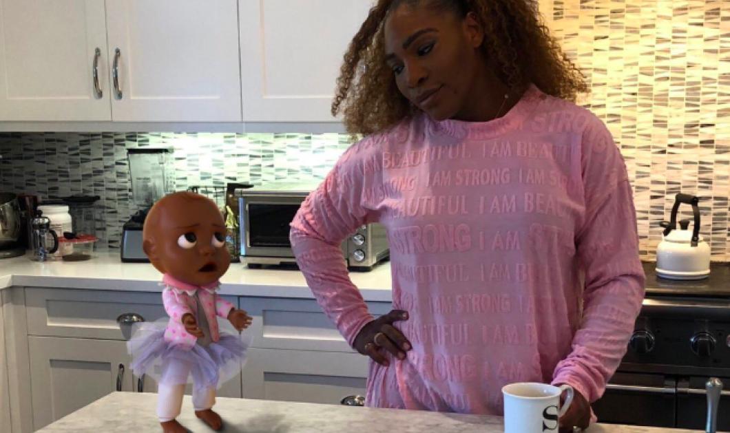 H κούκλα με τους περισσότερους followers στο Instagram ανήκει στην Σερένα Ουίλιαμς (φωτό) - Κυρίως Φωτογραφία - Gallery - Video