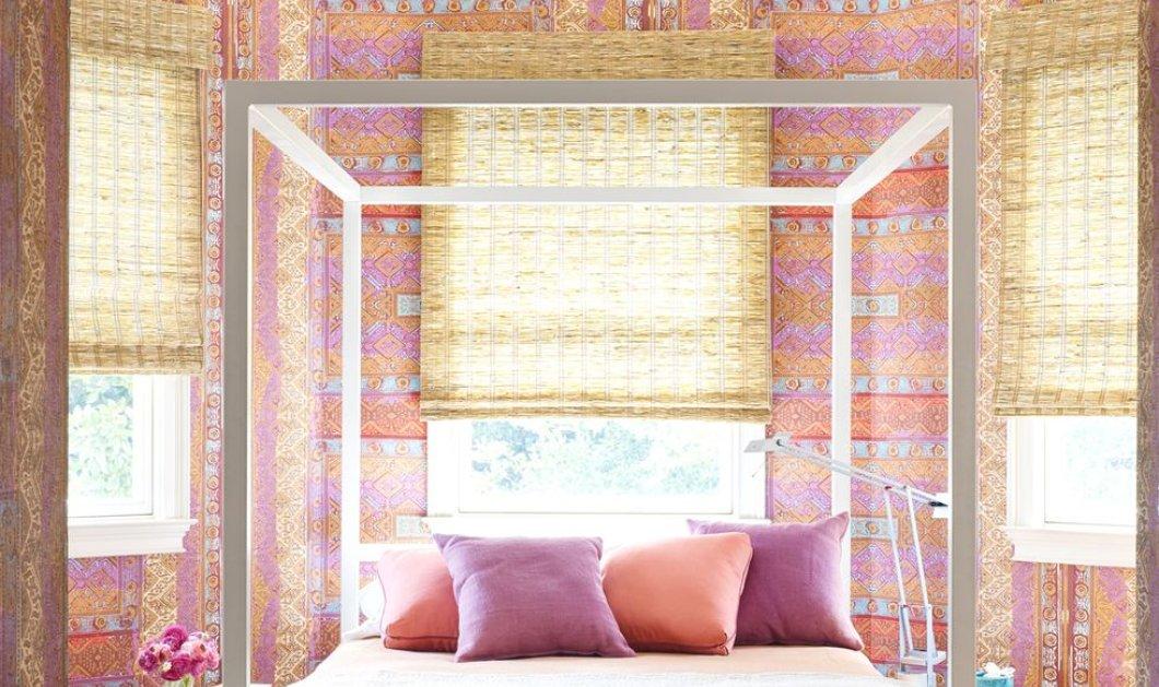25+ πολύχρωμα υπνοδωμάτια που θα σας κάνουν να ξυπνήσετε πιο ευτυχισμένοι   - Κυρίως Φωτογραφία - Gallery - Video
