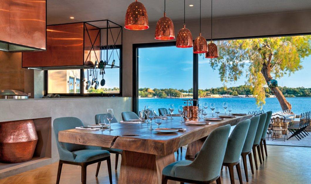 «Symposio @ Ark 2»: Grand Opening με τον Michelin σεφ Lionel Rodriguez, από το εστιατόριο «Les Trois Couronnes»  - Κυρίως Φωτογραφία - Gallery - Video