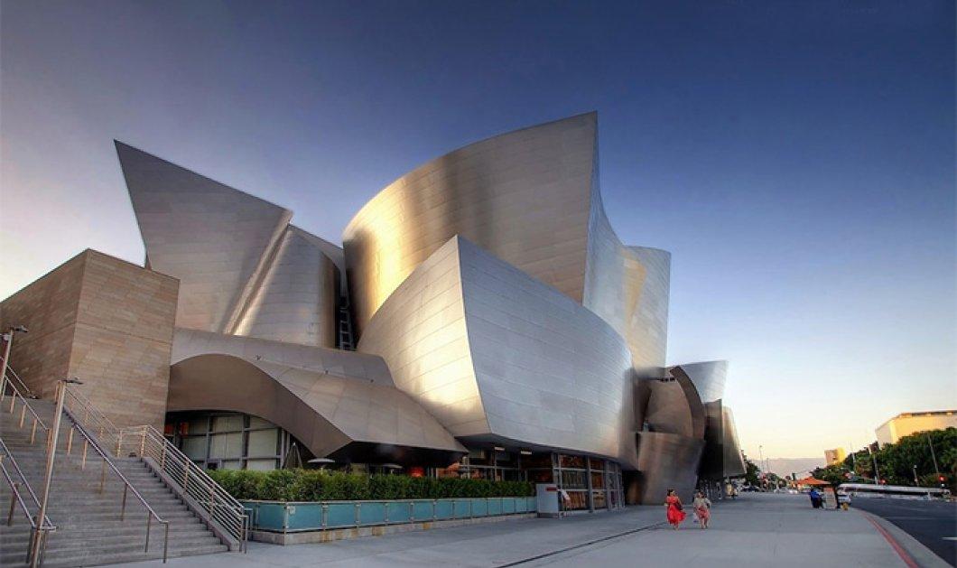 """20+ αρχιτεκτονικά """"θαύματα"""" του Frank Gehry: Μοιάζουν να είναι βγαλμένα από ταινία - Φώτο - Κυρίως Φωτογραφία - Gallery - Video"""