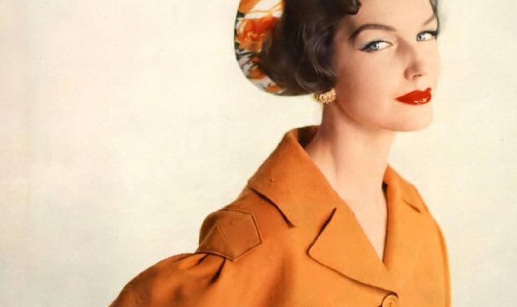 Vintage story - pics: Το αχτύπητο δίδυμο των 50's που έφτιαχνε φανταστικά κάπελα -Απαραίτητο αξεσουάρ εποχής  - Φώτο     - Κυρίως Φωτογραφία - Gallery - Video