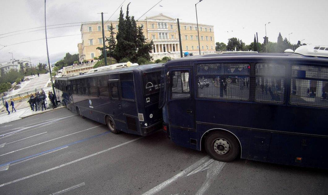 Συμφωνία των Πρεσπών: «Αστακός» σήμερα η Αθήνα με 1.500 αστυνομικούς - Ποιοι δρόμοι θα είναι κλειστοί - Κυρίως Φωτογραφία - Gallery - Video