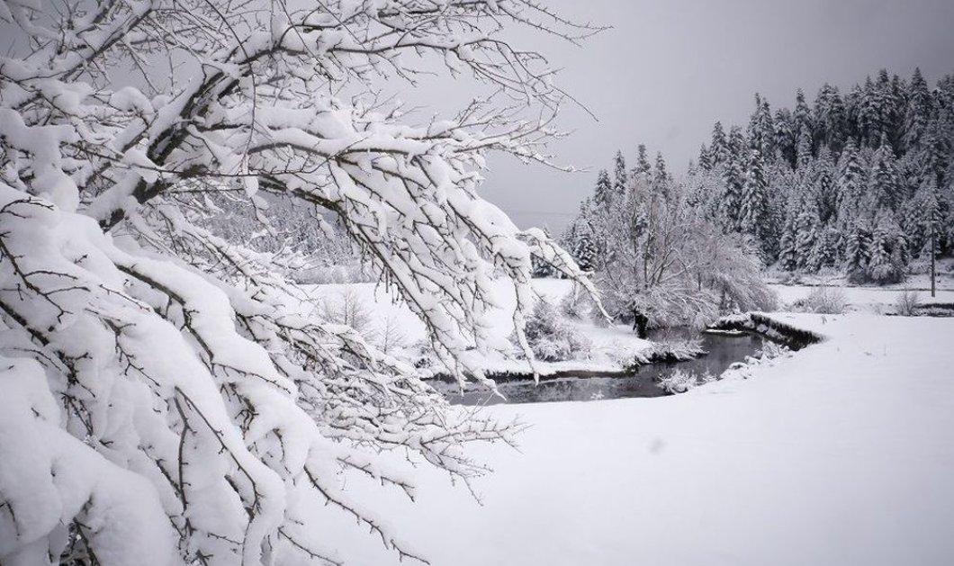 Καιρός: Πρωτοχρονιά με καταιγίδες και χιόνια – Που θα χτυπήσει o «Ραφαήλ» & η «Σοφία»; - Κυρίως Φωτογραφία - Gallery - Video