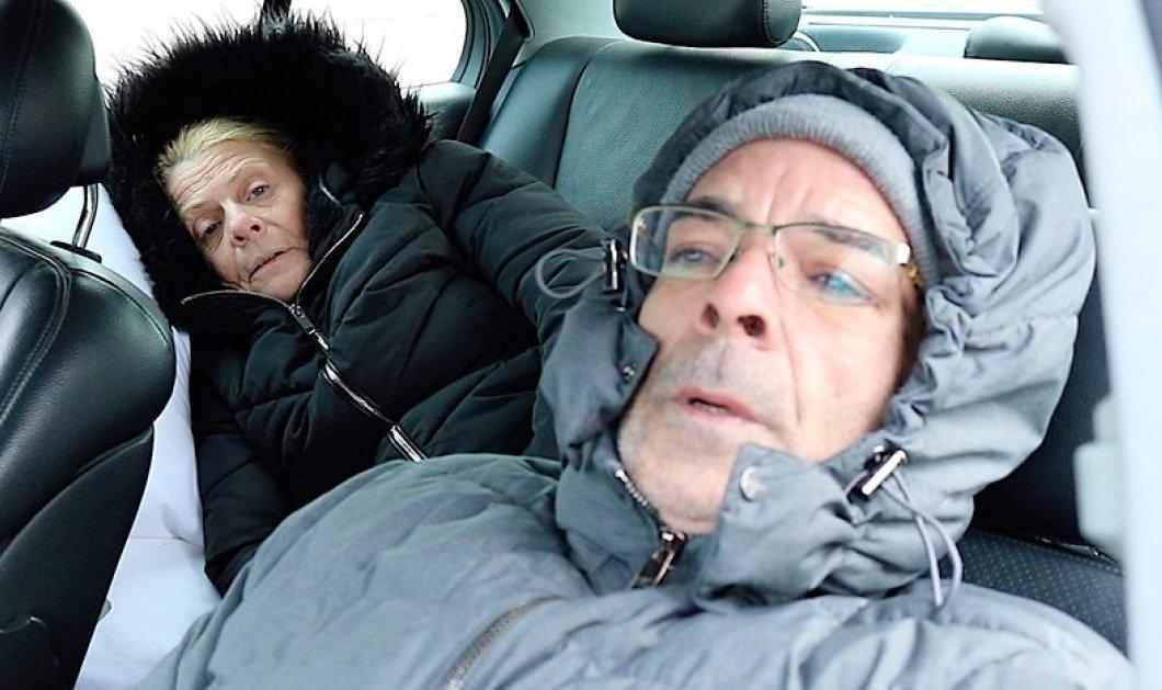 Βίντεο: Ζευγάρι μεσήλικων άστεγων κοιμάται 9 εβδομάδες στο αυτοκίνητο - Πλένουν τα δόντια στο σούπερ - μάρκετ  - Κυρίως Φωτογραφία - Gallery - Video