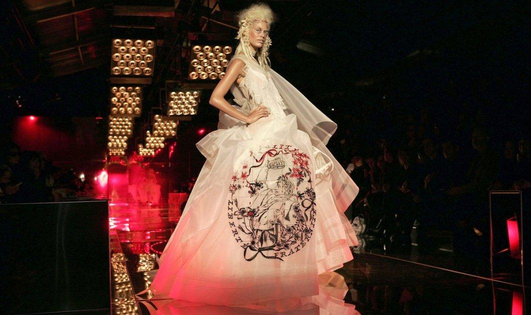 Τα πιο ωραία νυφικά του Dior των τελευταίων 60 ετών! Απολαύστε το slide show   - Κυρίως Φωτογραφία - Gallery - Video