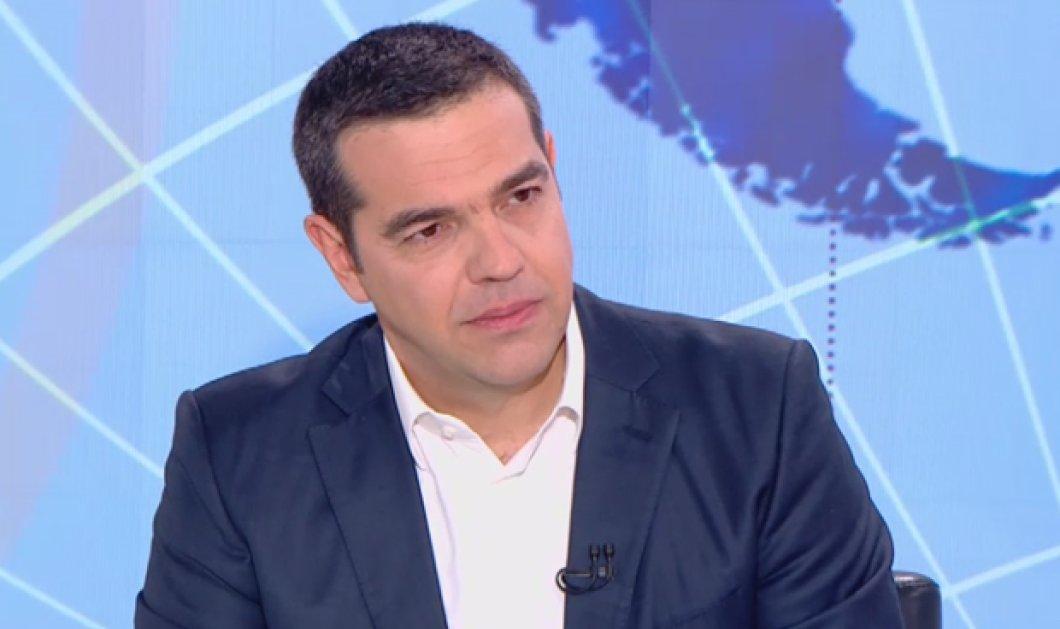 Αλέξης Τσίπρας: «Αν ο Πάνος Καμμένος άρει την υποστήριξή του, θα ζητήσω ψήφο εμπιστοσύνης και θα την πάρω» (Βίντεο) - Κυρίως Φωτογραφία - Gallery - Video