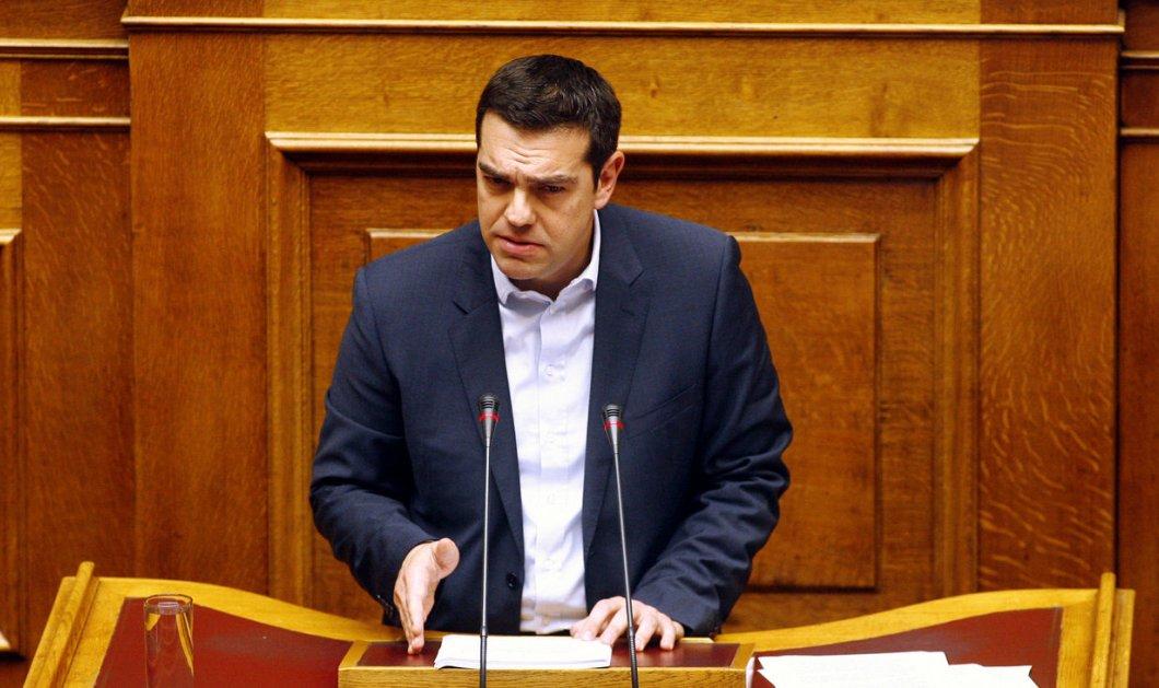 Αλέξης Τσίπρας: «Συμπληρώνονται 4 χρόνια από τη μέρα της μεγάλης ανατροπής του παλιού πολιτικού συστήματος» (Βίντεο) - Κυρίως Φωτογραφία - Gallery - Video