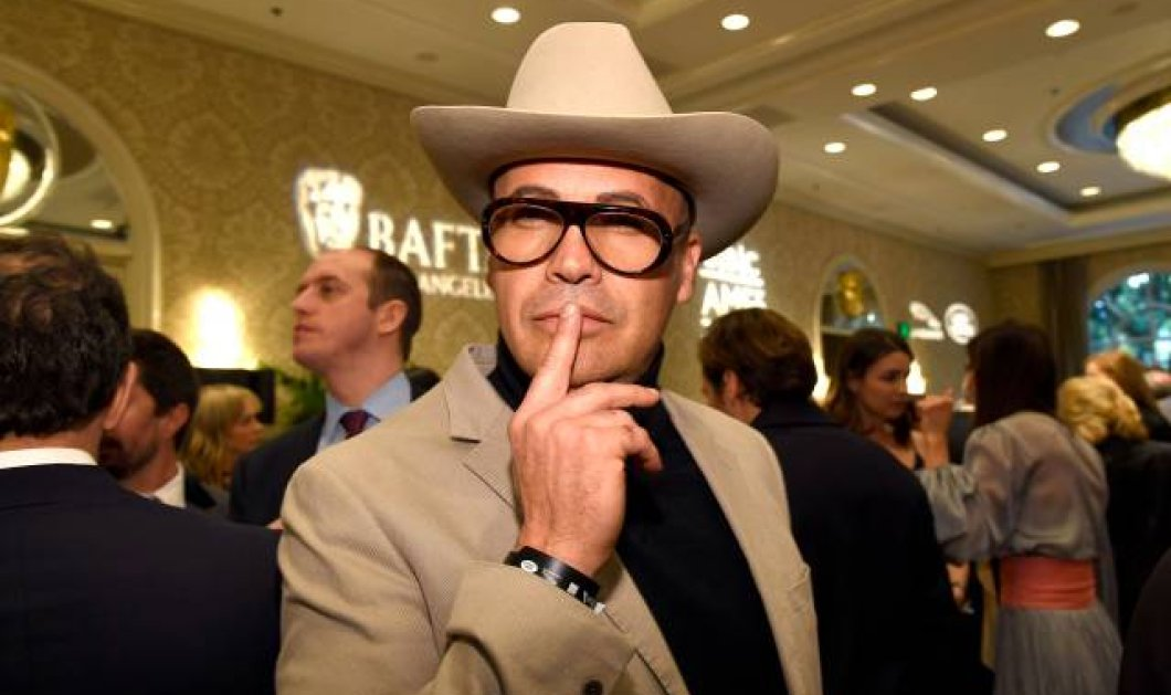 Ο ''κακός του Τιτανικού'' Μπίλι Ζέιν θα υποδυθεί τον Μάρλον Μπράντο - Κυρίως Φωτογραφία - Gallery - Video