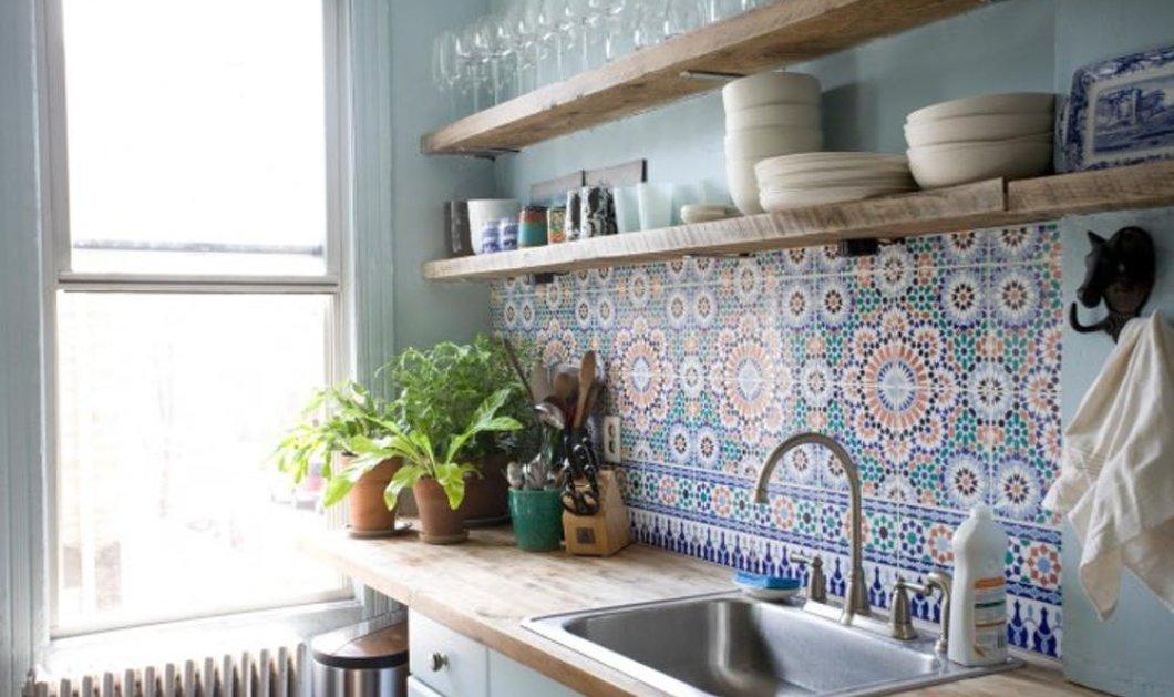 30 Ιδέες για να δημιουργήσετε μία Boho κουζίνα! - Κυρίως Φωτογραφία - Gallery - Video