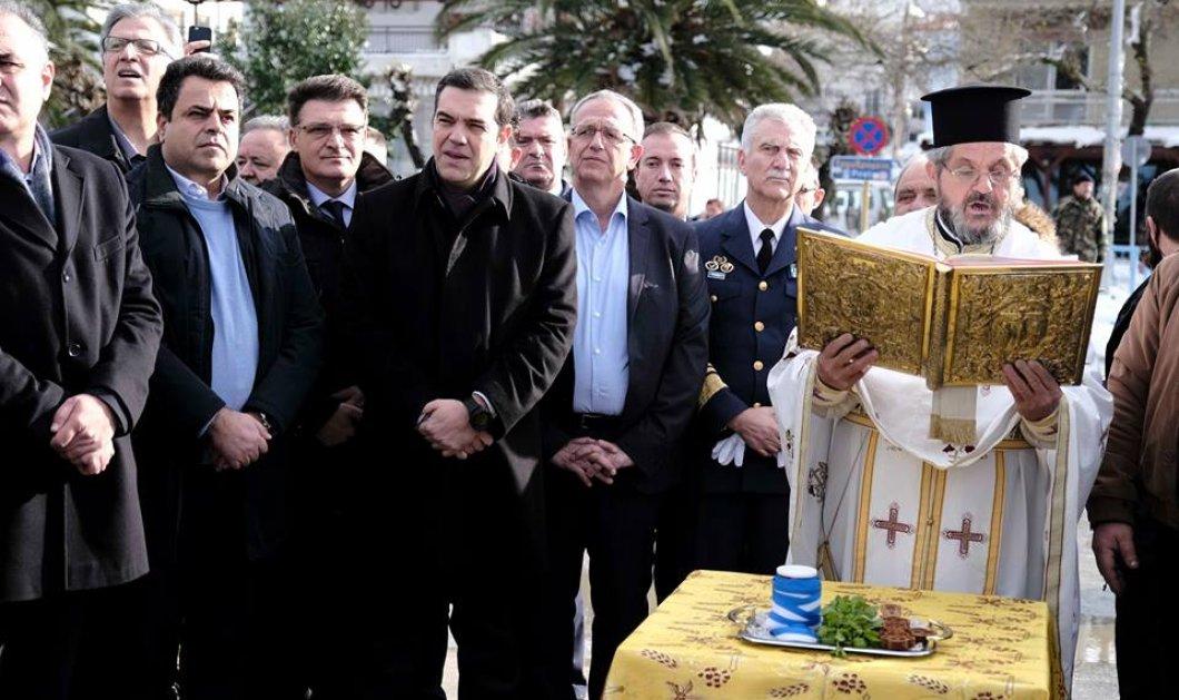 Αλέξης Τσίπρας: Το 2019 θα είναι η χρονιά της μεγάλης ανάκαμψης της Ελλάδας ( φώτο - βίντεο) - Κυρίως Φωτογραφία - Gallery - Video