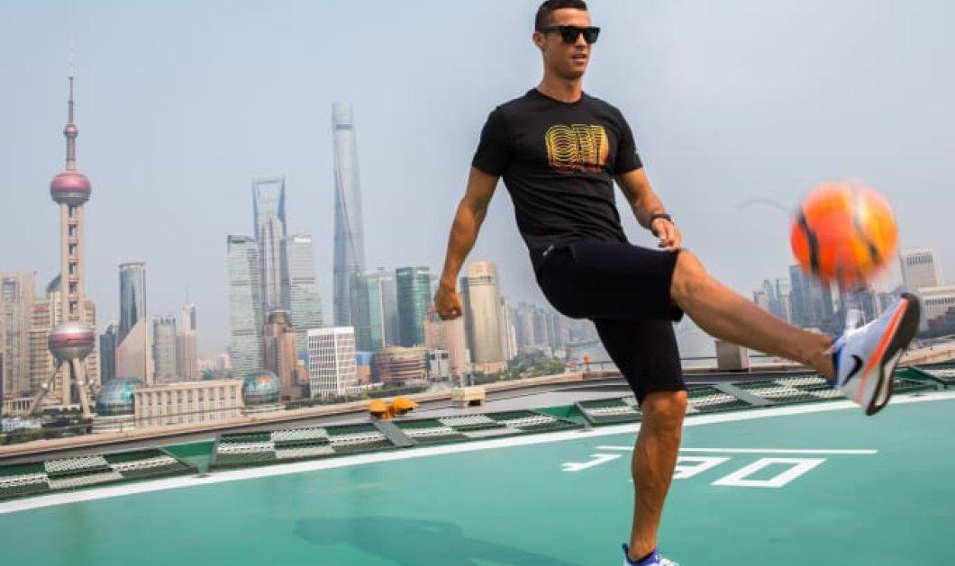 Στο σφυρί η εντυπωσιακή έπαυλη του Christiano Ronaldo στην Αγγλία  - Πωλείται για 3,25 εκ λίρες (φωτο) - Κυρίως Φωτογραφία - Gallery - Video
