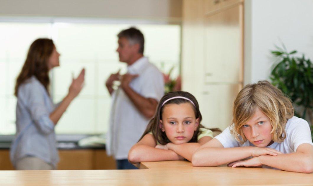 Όταν οι γονείς χωρίζουν τα παιδιά 7 – 14 ετών εμφανίζουν περισσότερα ψυχολογικά προβλήματα - Κυρίως Φωτογραφία - Gallery - Video