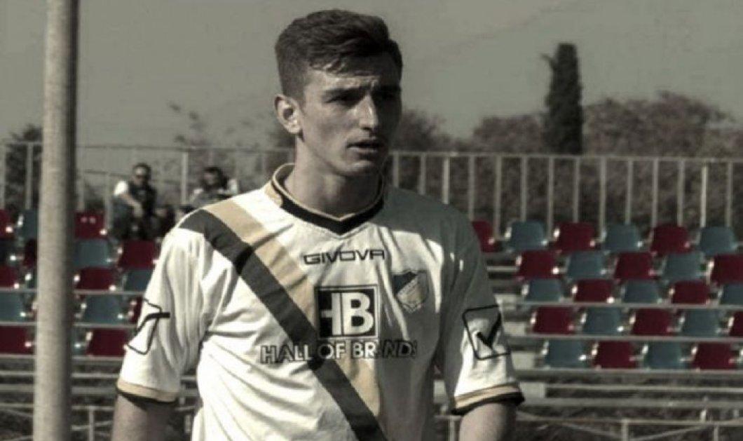 Θρήνος στην Ξάνθη: 20χρονος ποδοσφαιριστής βρέθηκε απαγχονισμένος - Τον εντόπισε η μητέρα του (Φωτό) - Κυρίως Φωτογραφία - Gallery - Video