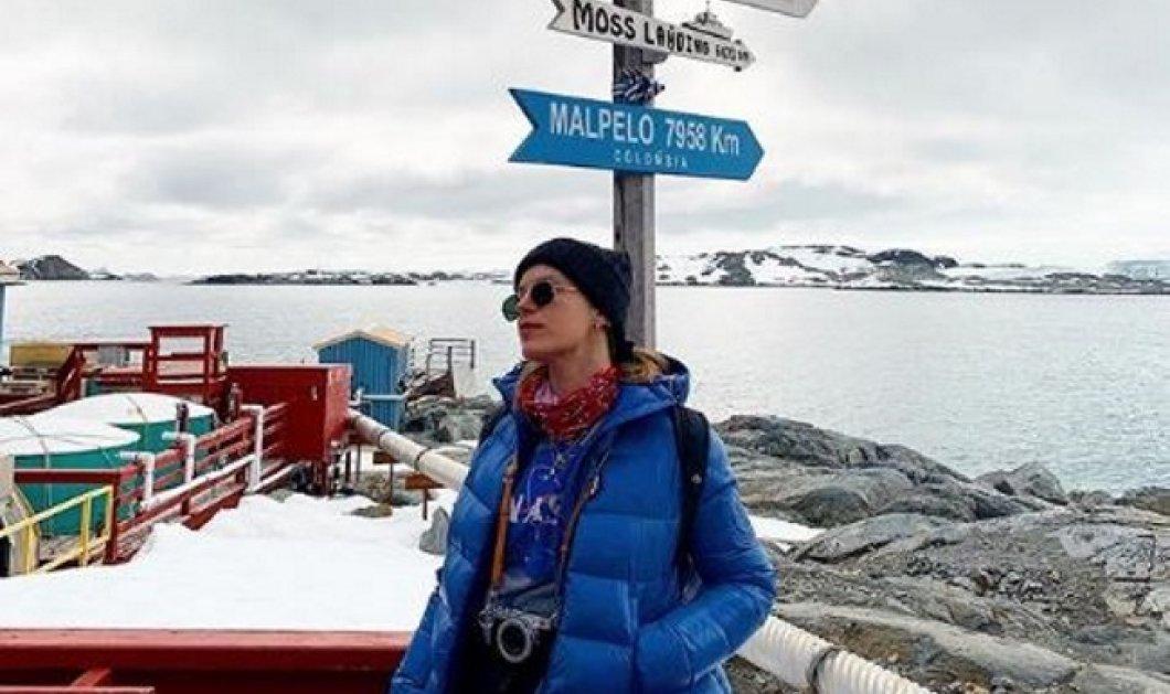 H Ευγενία Νιάρχου βρίσκεται στην Ανταρκτική και τα κλικ της είναι μαγευτικά (Φωτό) - Κυρίως Φωτογραφία - Gallery - Video