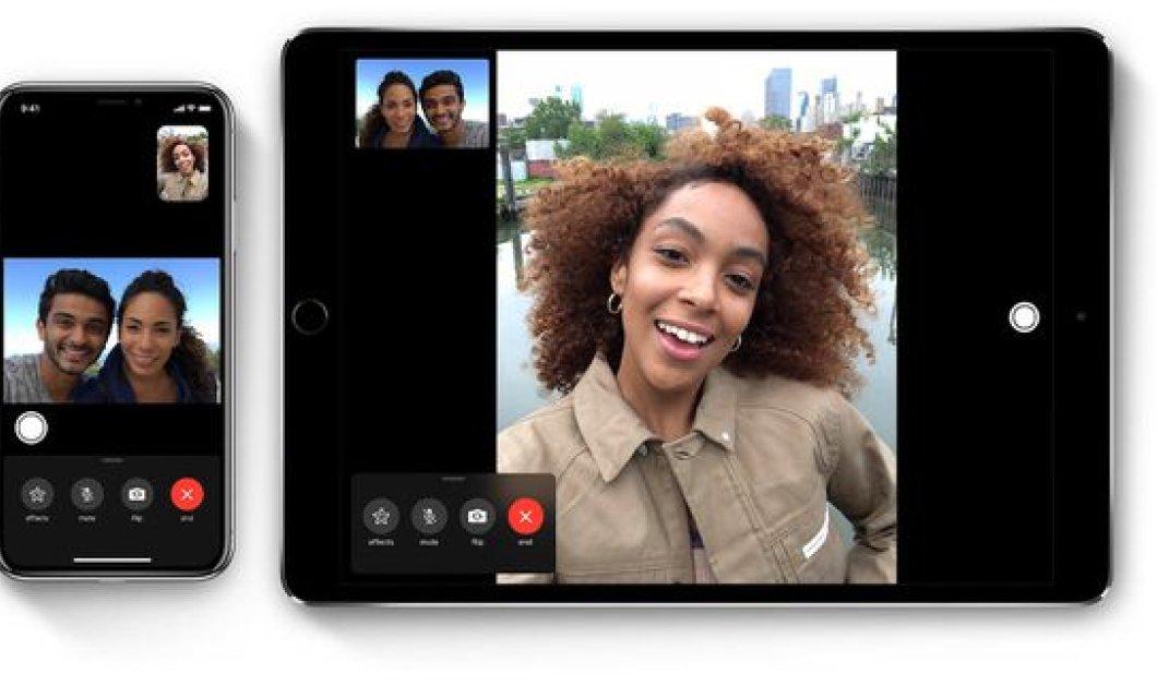 Προσοχή: Αν χρησιμοποιείτε το FaceTime, μπορεί να σας ακούν όσοι σας καλούν προτού απαντήσετε! - Κυρίως Φωτογραφία - Gallery - Video