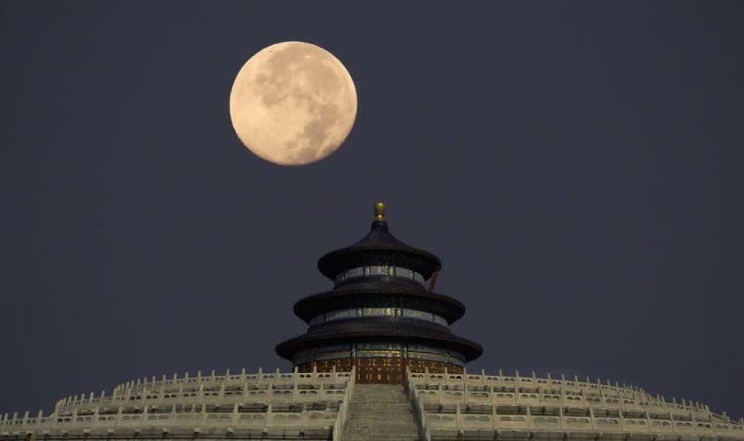 Η Κίνα «έγραψε» ιστορία στο διάστημα: Σκάφος έφτασε για πρώτη φορά στη σκοτεινή πλευρά της Σελήνης (Φωτό) - Κυρίως Φωτογραφία - Gallery - Video