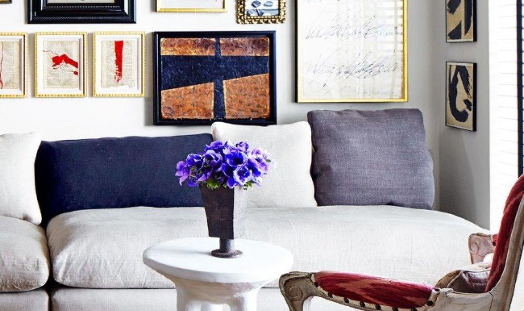 Φέρτε τη γαλλική φινέτσα και κομψότητα στο σπίτι σας: 10 μοναδικά δωμάτια με παριζιάνικο αέρα και όχι μόνο (Φωτό) - Κυρίως Φωτογραφία - Gallery - Video
