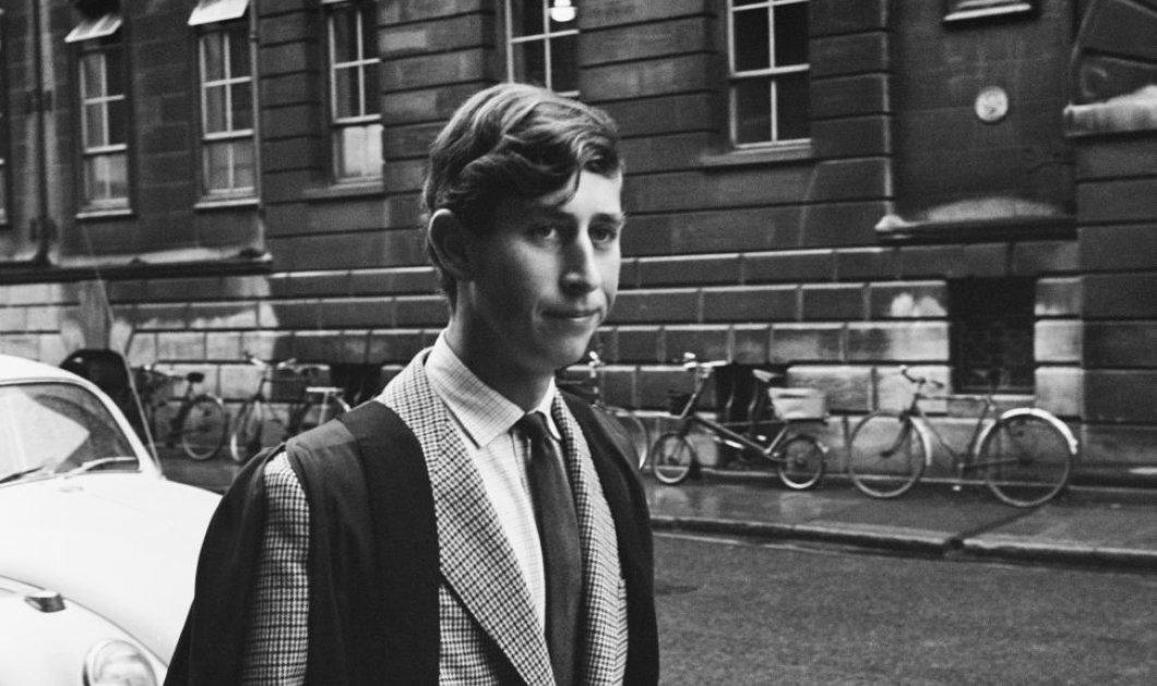 Vintage pic: Όταν ο πρίγκιπας Κάρολος πήγαινε πανεπιστήμιο - Σπάνια φωτό του από το 1969 - Κυρίως Φωτογραφία - Gallery - Video