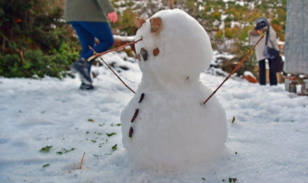 Γιάννης Καλλιάνος: Σε ποιες περιοχές της Αττικής θα χιονίσει και πόσο - Χιονόπτωση μέχρι και στη Γλυφάδα - Κυρίως Φωτογραφία - Gallery - Video