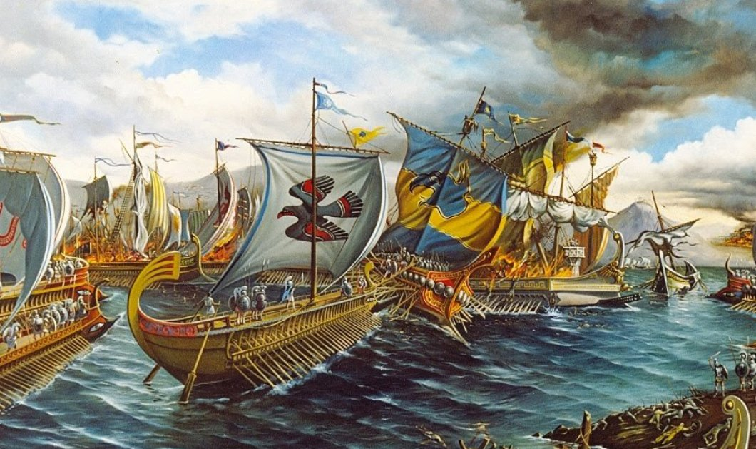 Ναυμαχία της Σαλαμίνας: Γιατί θεωρείται μία από τις σημαντικότερες μάχες στην ιστορία της ανθρωπότητας; - Κυρίως Φωτογραφία - Gallery - Video