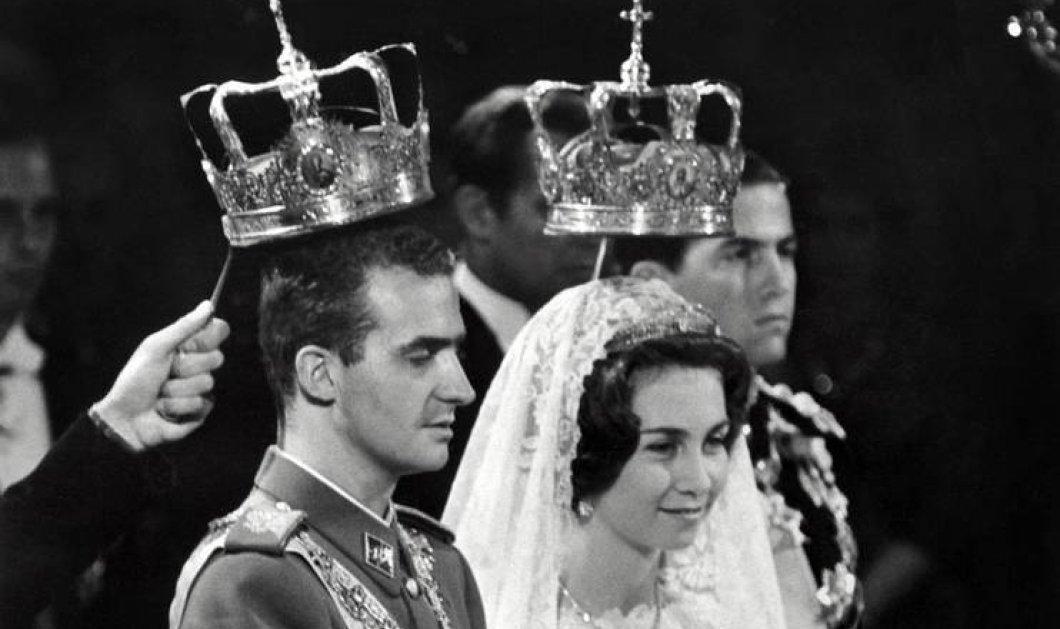 Vintage pics: Ο βασιλικός γάμος της Σοφίας & του Χουάν Κάρλος άφησε εποχή με την πολυτέλεια & την πληθώρα των εστεμμένων καλεσμένων - Κυρίως Φωτογραφία - Gallery - Video