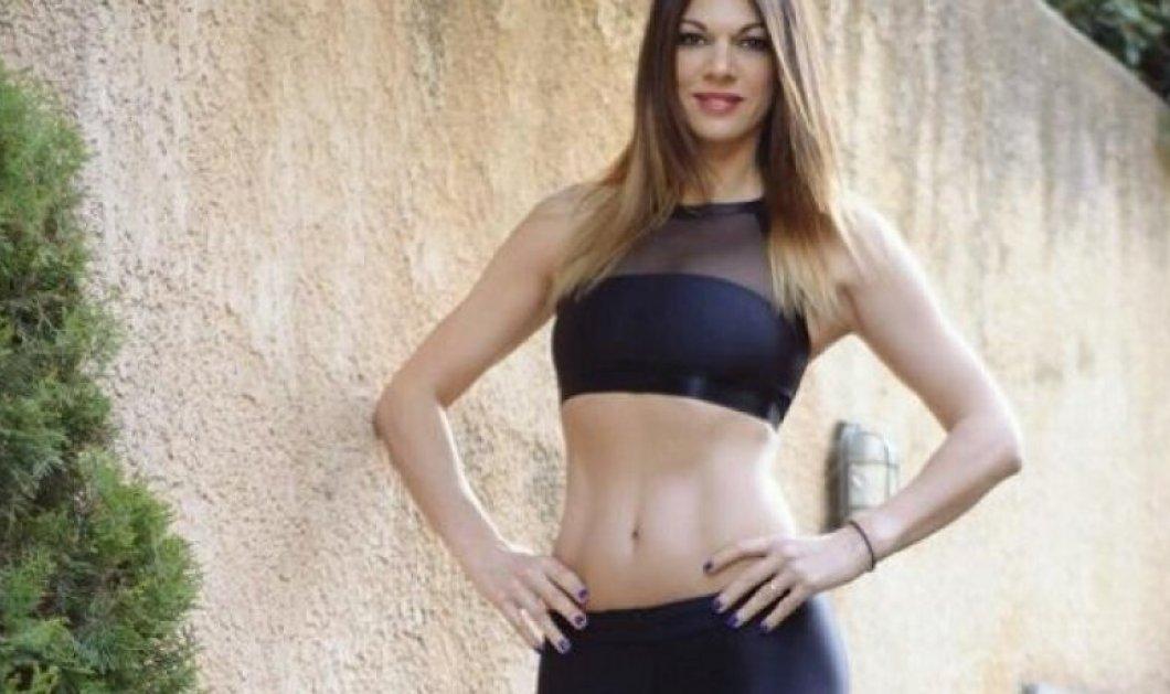 Η εντυπωσιακή Σοφία Παθέκα περιγράφει πως έλαβε live πρόταση από τον Γιώργο Λιάνη να αναλάβει το γυμναστήριο της Βουλής  - Κυρίως Φωτογραφία - Gallery - Video