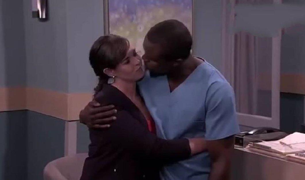 Υπέροχο ερωτικό φιλί στη Νότια Αφρική ενός μαύρου& μιας λευκής σε δημοφιλή τηλεοπτική σειρά - Ακολούθησαν απειλές & σάλος (βίντεο) - Κυρίως Φωτογραφία - Gallery - Video