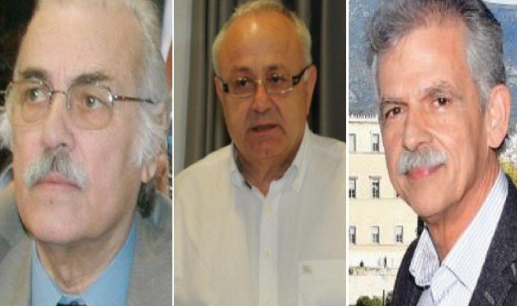 Οι τρεις μοιραίοι άνδρες στην νεότερη Πολιτική: Ο 151ος Θεόδωρος Κατσίκης, Γιώργος Συμπιλίδης και Σπύρος Δανέλλης - Κυρίως Φωτογραφία - Gallery - Video