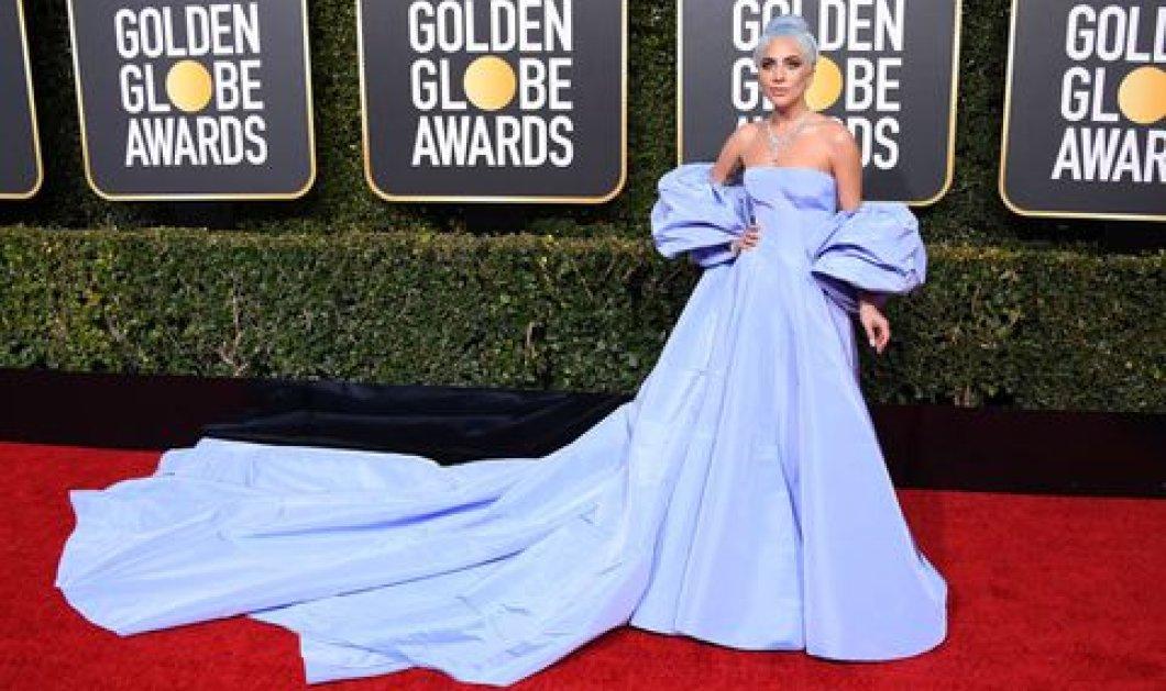Έτσι γιόρτασε το βραβείο της στις χρυσές σφαίρες η Lady Gaga (φωτό) - Κυρίως Φωτογραφία - Gallery - Video