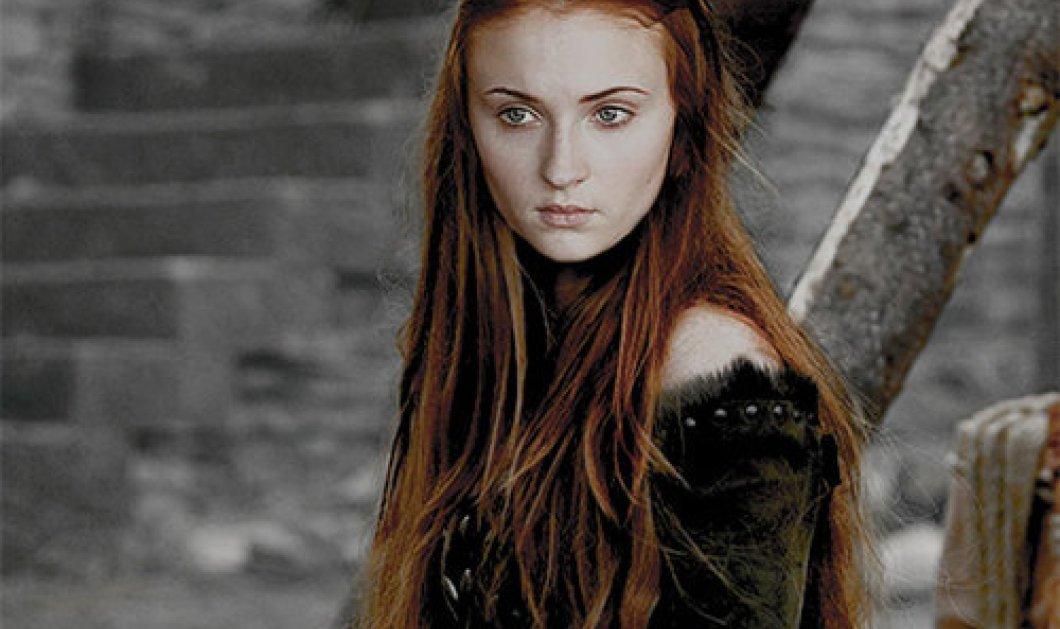 H πρωταγωνίστρια του Game of Thrones Sansa: Μου απαγόρευαν να λούζομαι - Ήταν αηδιαστικό - Κυρίως Φωτογραφία - Gallery - Video