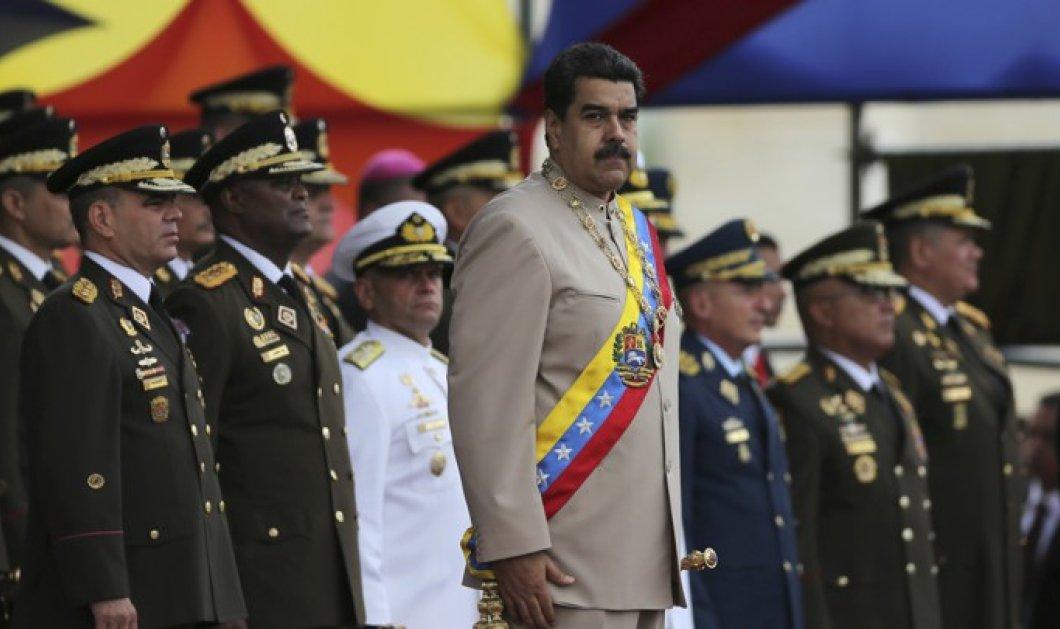 Ο ΣΥΡΙΖΑ στηρίζει τον Μαδούρο - Συνάντηση Σκουρλέτη με τον πρέσβη της Βενεζουέλας  - Κυρίως Φωτογραφία - Gallery - Video