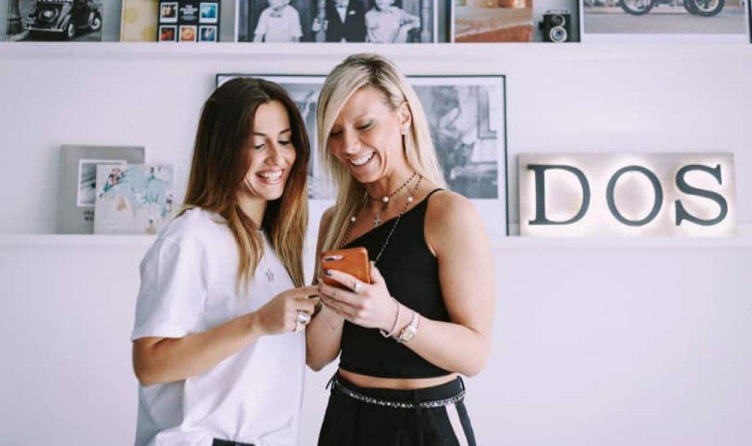 Αποκλ. Μade in Greece η Dos Cosmetics: Kαλλυντικά με ελληνικά βότανα από την Χρυσάνθη & τη Βασιλική – Bonus το τεστ διάγνωσης για 75 διαφορετικές ανάγκες του δέρματος! - Κυρίως Φωτογραφία - Gallery - Video