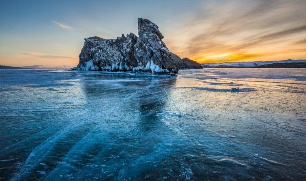Γιατί χιλιάδες λίμνες κινδυνεύουν να μην παγώνουν ποτέ τον χειμώνα - «Τα εγγόνια μας ίσως να μην δουν ό,τι εμείς θεωρούμε δεδομένο» - Κυρίως Φωτογραφία - Gallery - Video