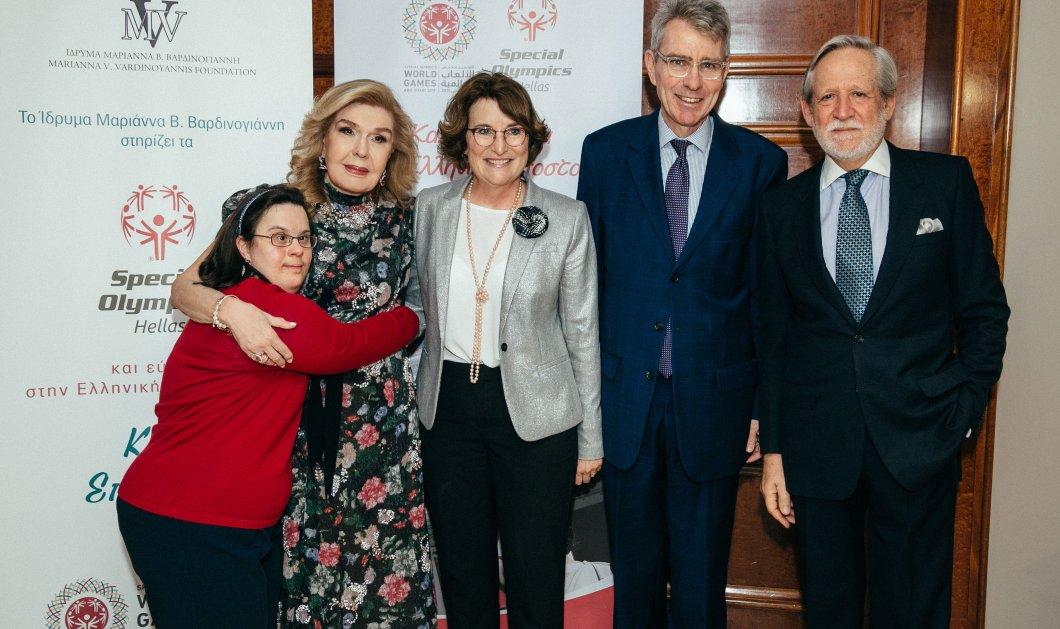 Δείπνο ελπίδας για τη στήριξη των Special Olympics Hellas - Φώτο  - Κυρίως Φωτογραφία - Gallery - Video