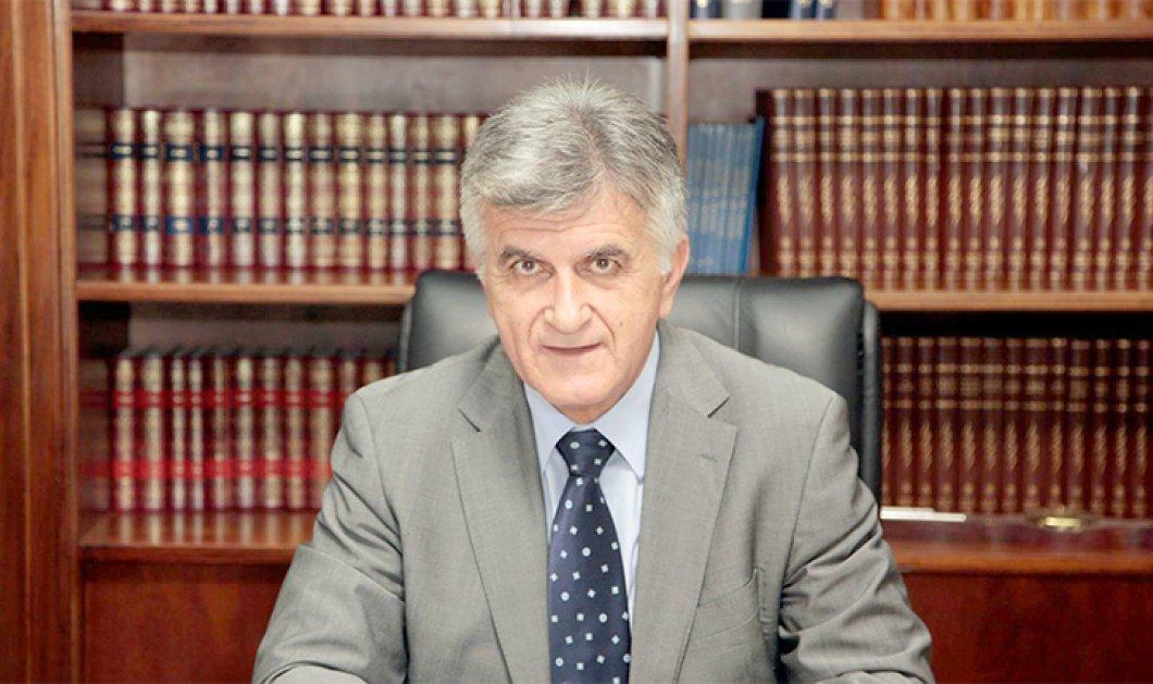 Ο Φίλιππος Πετσάλνικος ο παλιός υπουργός γράφει ένα μεγάλο άρθρο για το ΚΙΝΑΛ το ΠΑΣΟΚ, τη Νέα Δημοκρατία τον ΣΥΡΙΖΑ - Κυρίως Φωτογραφία - Gallery - Video