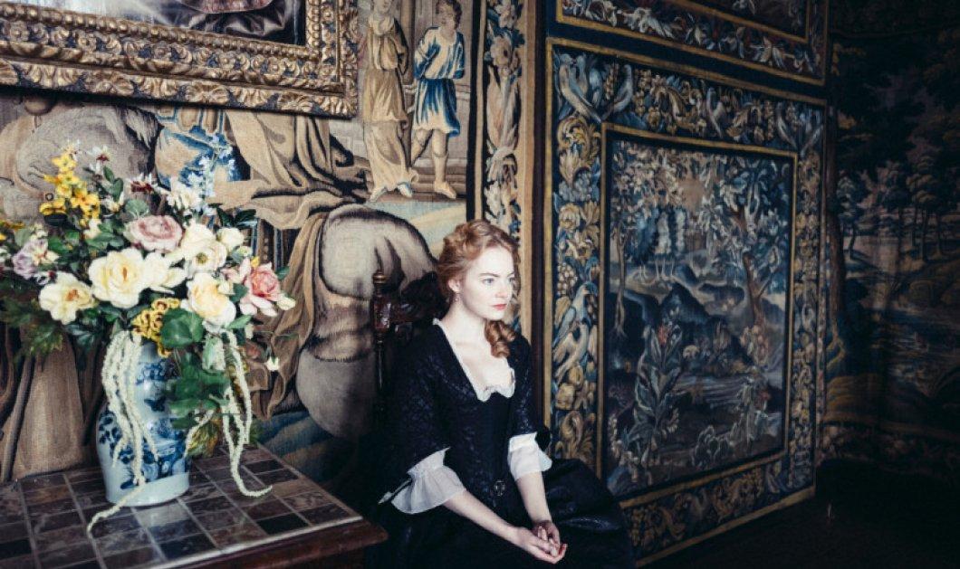 Επιτέλους έρχεται η «Ευνοούμενη» -(The Favourite)  : Η πολυαναμενόμενη ταινία του Γιώργου Λάνθιμου σε επιλεγμένες αίθουσες (φώτο-βίντεο) - Κυρίως Φωτογραφία - Gallery - Video