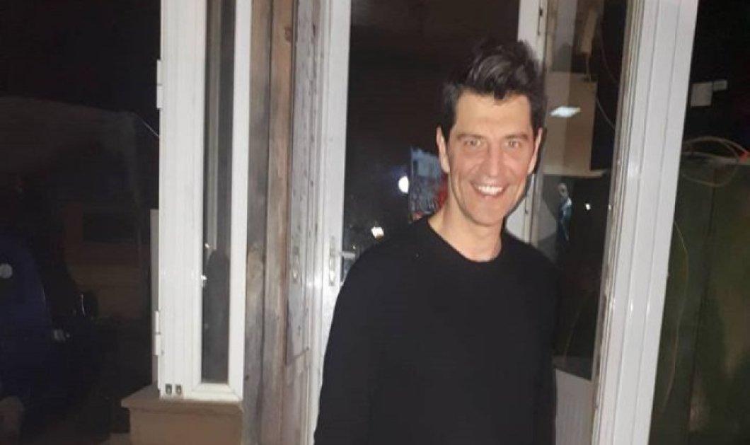 Ο Σάκης Ρουβάς πήγε για φαγητό στον Τύρναβο με τον πεθερό του - Έγινε χαμός (Βίντεο) - Κυρίως Φωτογραφία - Gallery - Video
