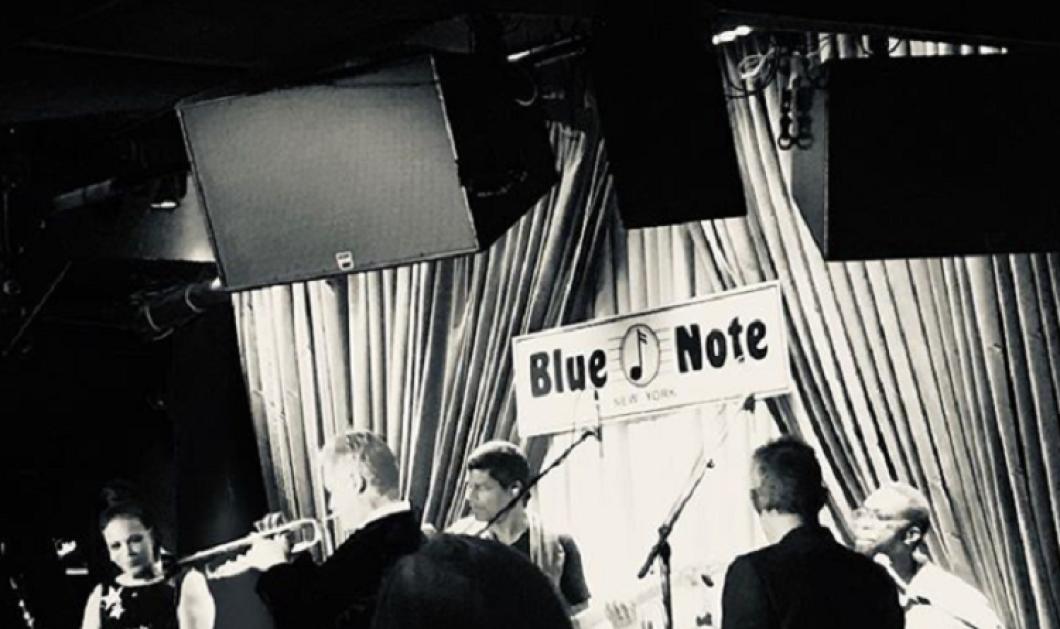 Τρεις σπουδαίοι Έλληνες μουσικοί μαζί σε διάσημο jazz bar της Νέας Υόρκης:Μάριος Φραγκούλης, Ευανθία Ρεμπούτσικα, Γιώργος Περρής (φώτο)  - Κυρίως Φωτογραφία - Gallery - Video