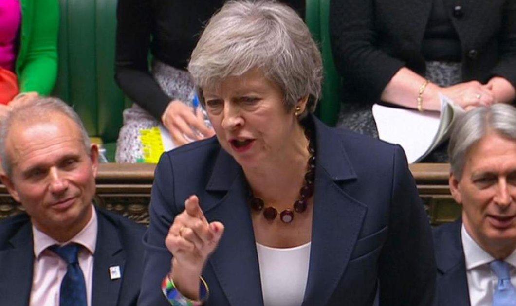 Ιστορική ήττα για την Μέι: 432 βουλευτές κατά του Brexit -  Πρόταση Μομφής από την αντιπολίτευση (βίντεο) - Κυρίως Φωτογραφία - Gallery - Video