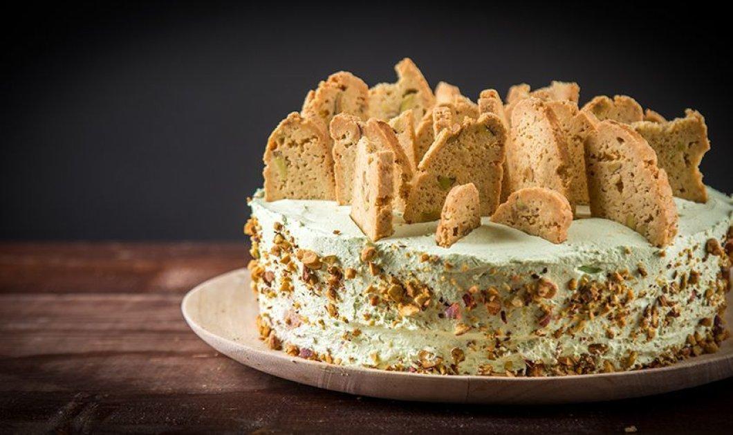 Η τούρτα που έφτιαξε ο Άκης Πετρετζίκης για τους Γιάννηδες και τις Ιωάννες - Εσείς ετοιμάστε του Αντώνη - Κυρίως Φωτογραφία - Gallery - Video