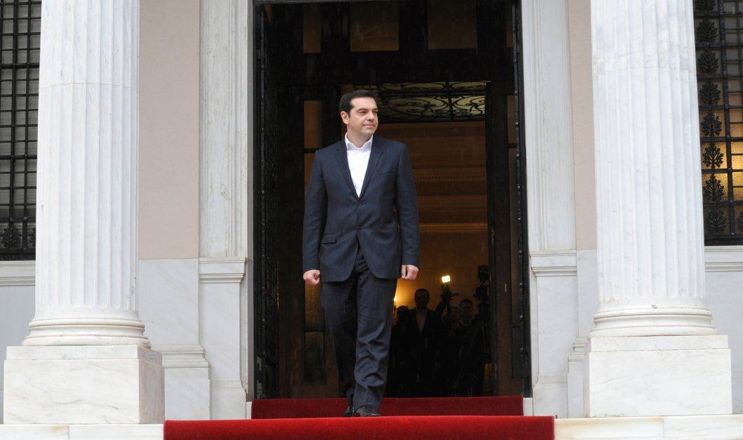 """Αλέξης Τσίπρας: """"Ακραία στοιχεία και χρυσαυγίτες έδωσαν τον τόνο στο  στο συλλαλητήριο""""  - Κυρίως Φωτογραφία - Gallery - Video"""