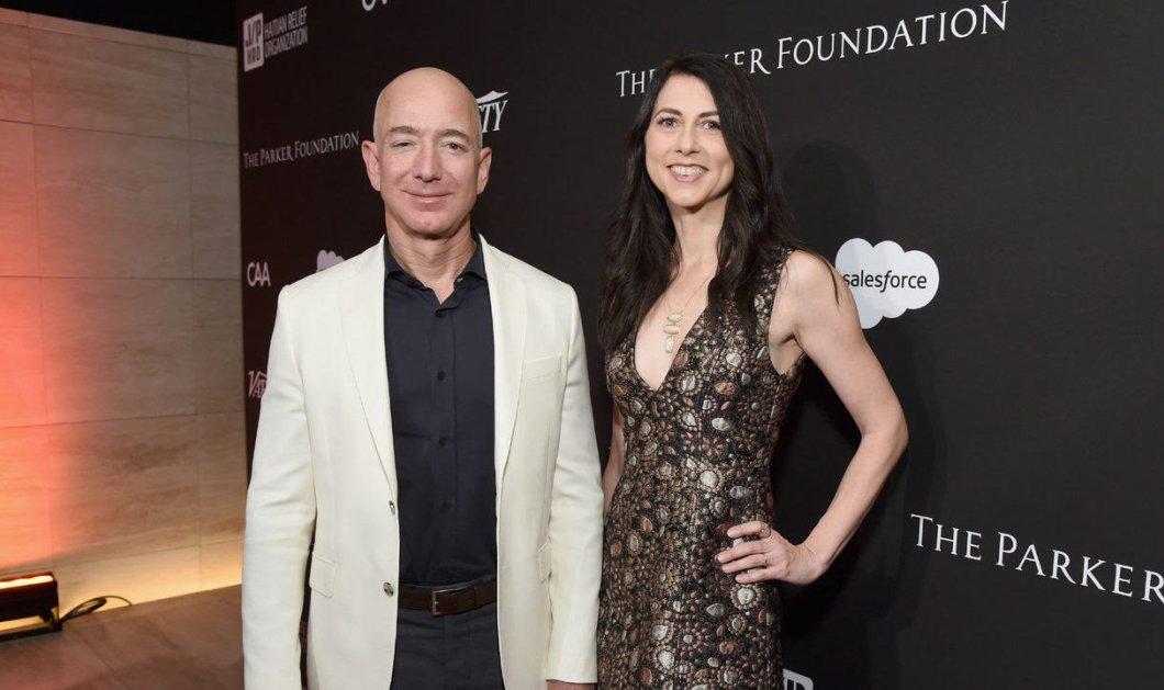 Τζεφ Μπέζος: Διαζύγιο παίρνει ο πλουσιότερος άνθρωπος στον κόσμο ύστερα από 25 χρόνια γάμου! Φώτο   - Κυρίως Φωτογραφία - Gallery - Video