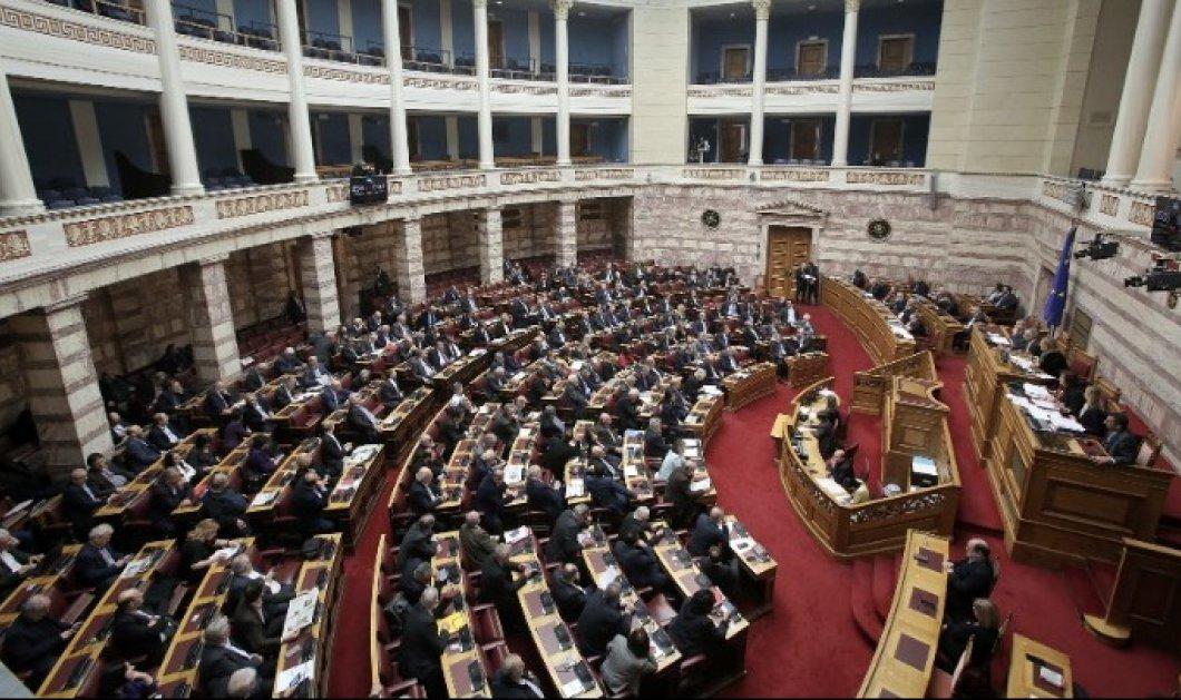 «Μάχη» για τις Πρέσπες στην Ολομέλεια - Το Σύνταγμα των Σκοπίων δεν έχει αλλάξει ακόμη! - Κυρίως Φωτογραφία - Gallery - Video
