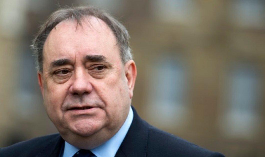 Βίντεο – φωτό: Συνελήφθη ο πρώην Πρωθυπουργός της Σκωτίας για σεξουαλική παρενόχληση  - Κυρίως Φωτογραφία - Gallery - Video