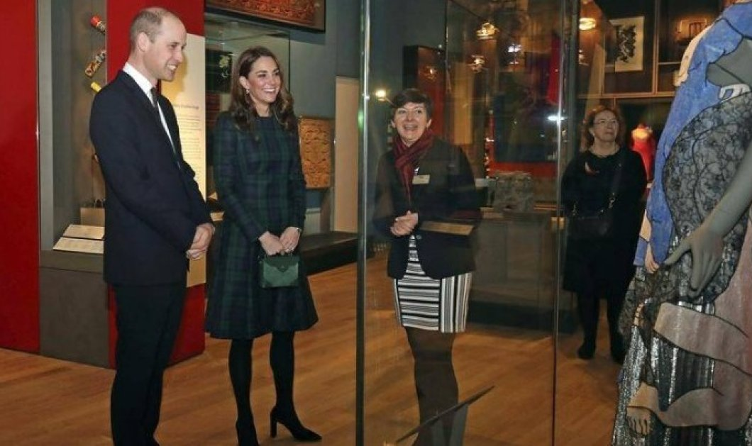 Ουίλιαμ και Κέιτ εγκαινίασαν το μουσείο Victoria & Albert Dundee στην Σκωτία - Κυρίως Φωτογραφία - Gallery - Video